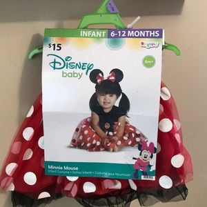 Disney | Minnie Mouse Costume 6-12 month